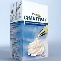 Растительные сливки - Шантипак 1л