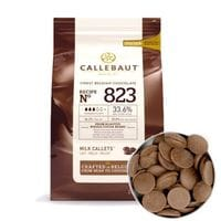 Шоколад молочный Callebaut 33,6% 2.5кг