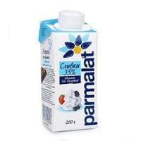 "Сливки - Крем сливочный ""Parmalat"" 35% 200мл"