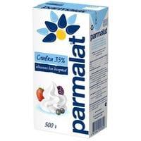 "Сливки - Крем сливочный ""Parmalat"" 35% 500мл"