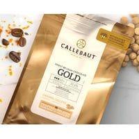Шоколад Gold Callebaut 100гр
