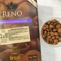 "IRCA шоколад молочный 30% ""Reno Latte Papua Classic"" 100гр"