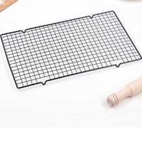 Решетка для глазирования и остывания кондитерских изделий 40x25x1,5 см