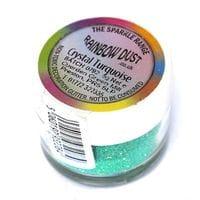 Блестки Rainbow Crystal Turquoise