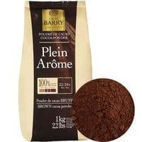 Какао алкализованное Cacao Barry Plein Arome 1кг