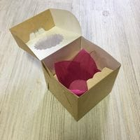 Коробка для кексов ECO MUF 1 ячейка