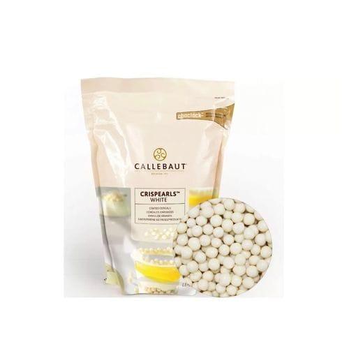 "Callebaut Crispearls хрустящие шарики ""Белые"""