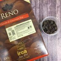 "IRCA шоколад темный 72% ""Reno Dark Sumatra Extreme"" 100гр"
