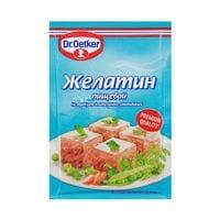 Dr.Oetker Желатин 30гр