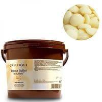 Callebaut Какао-масло в каплях 100гр