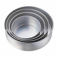 Кольцо металлическое с дном d18см h10см (скидка действует только на сайте)